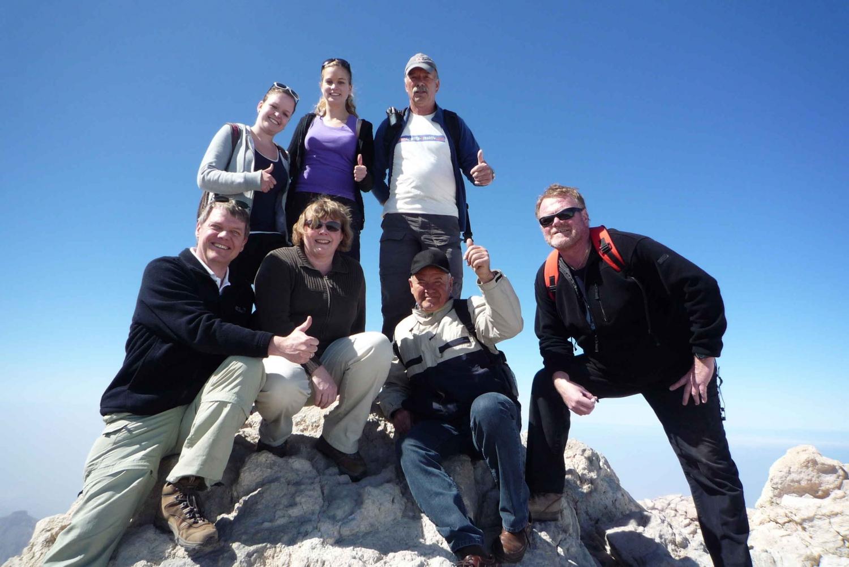 Pico del Teide Full-Day Ascending Hiking Tour