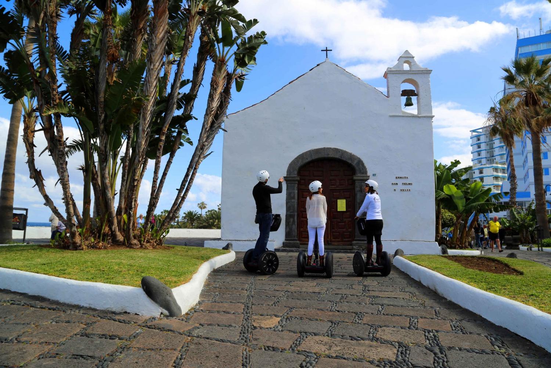 Puerto de la Cruz: 2-Hour Segway Tour