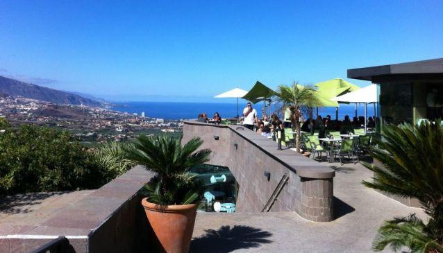 Restaurante Mirador de Humboldt