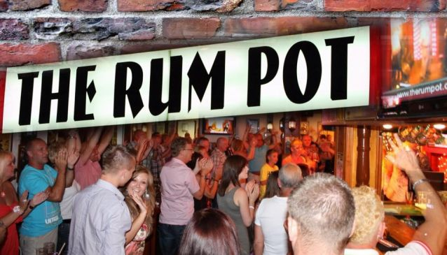 Rum Pot