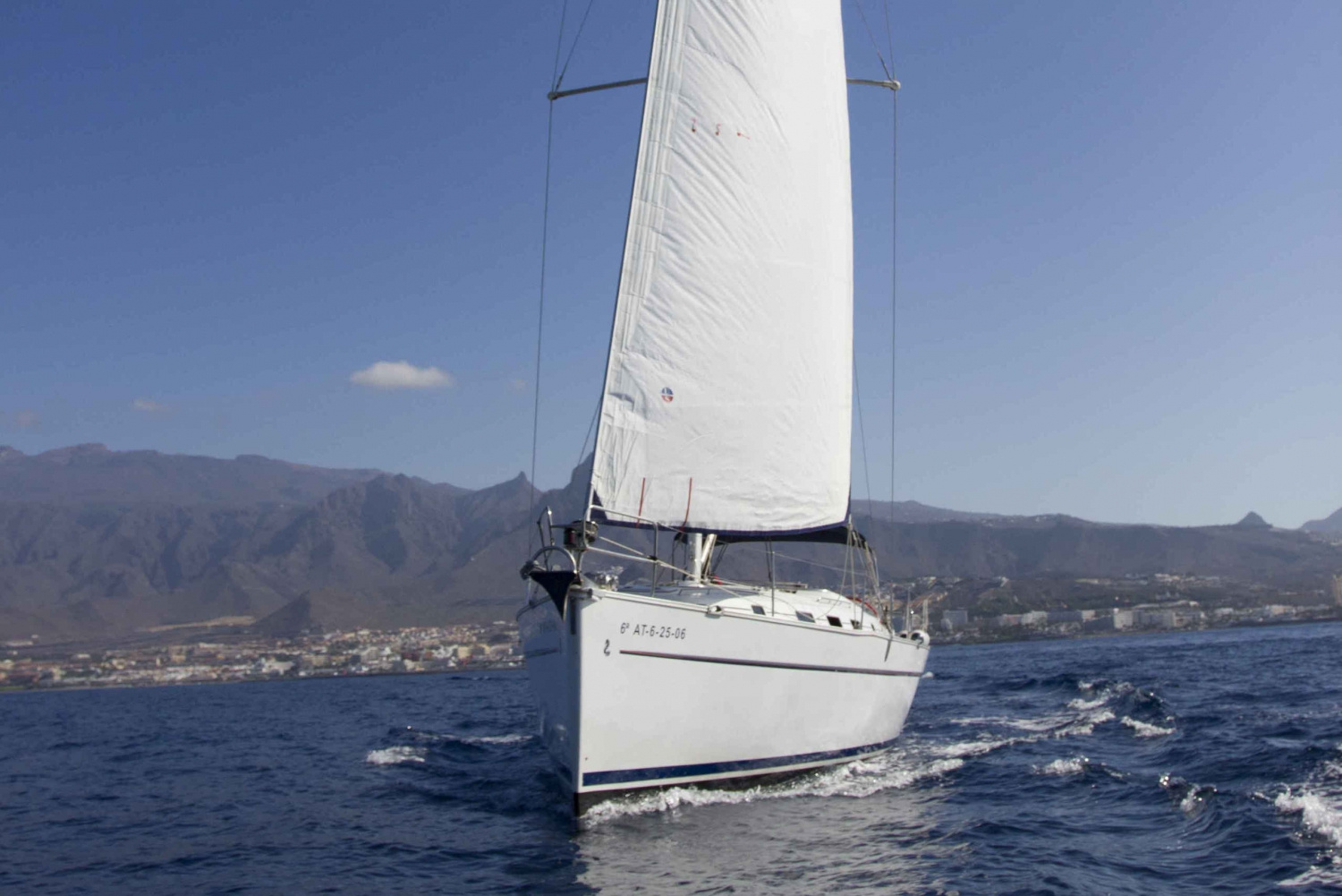 Sailing Boat Charter with Captain