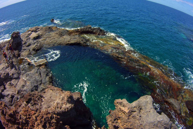 San Miguel de Abona: Lava Pools and Snorkeling Tour