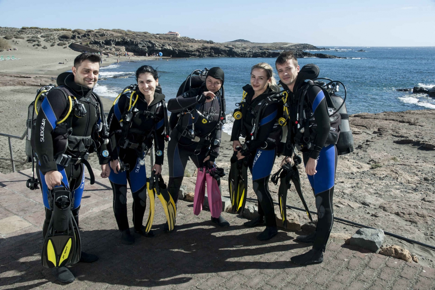 South  Beginners Scuba Diving Experience