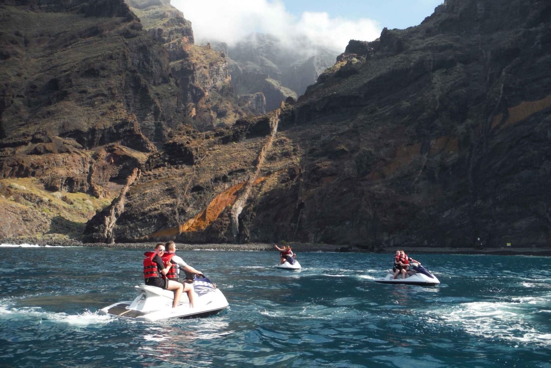 Southern Tenerife Jet Ski Safari