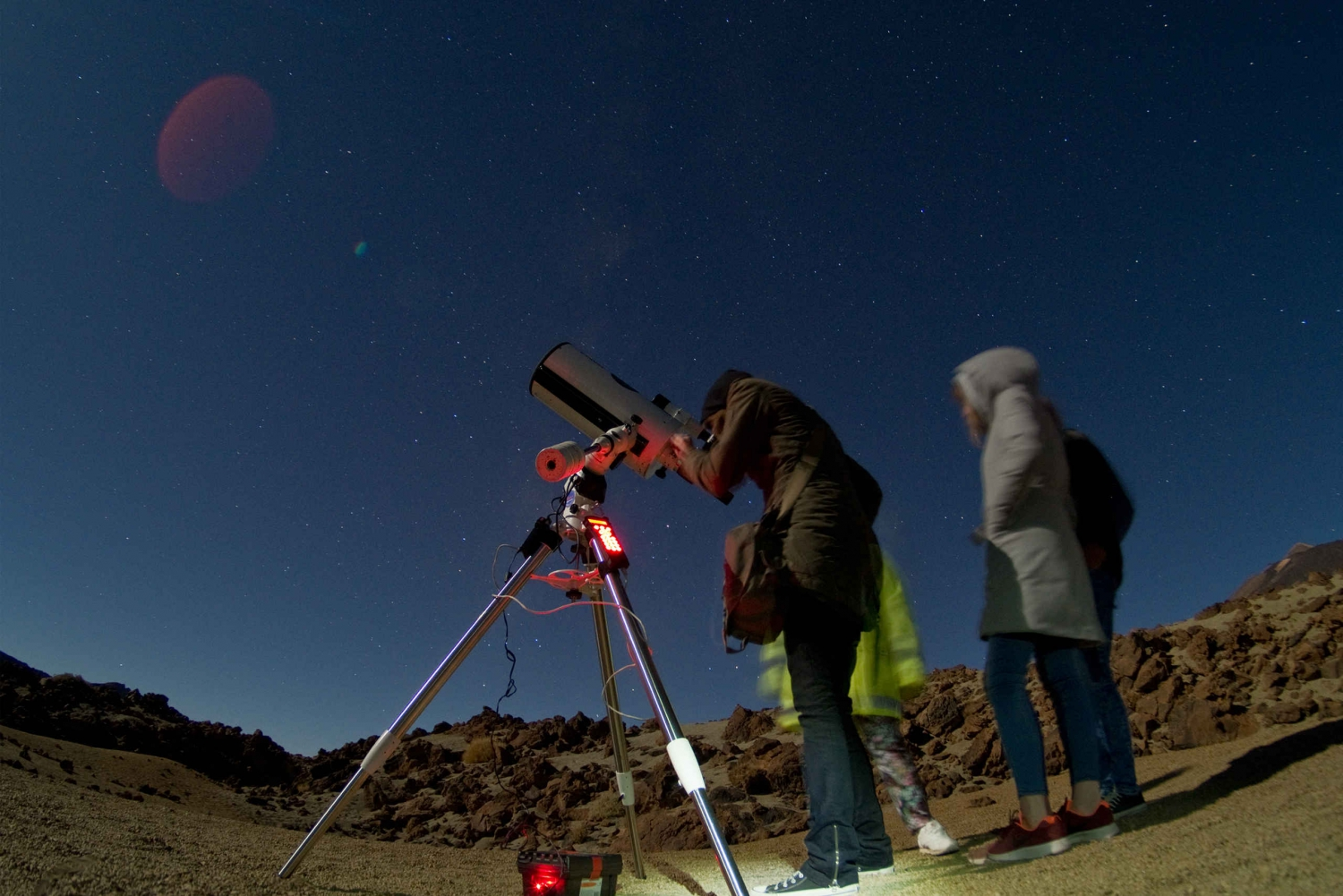 Teide National Park: Moonlight Tour and Stargazing
