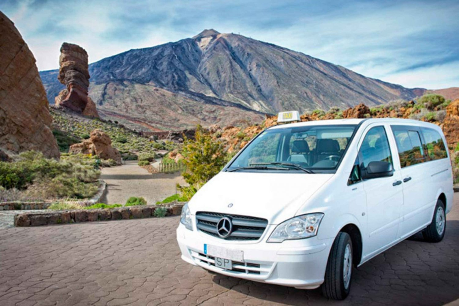 Tenerife North Airport Transfer (to any location)