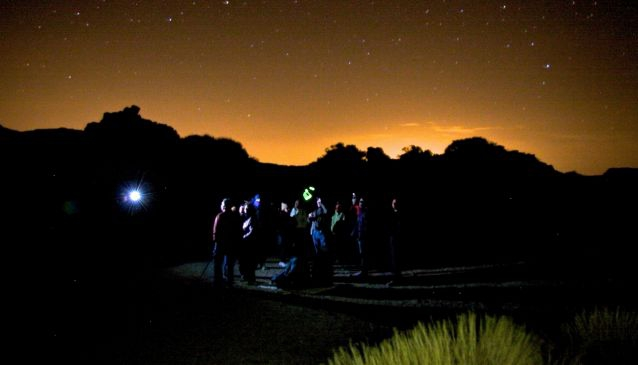 Tenerife Stargazing Excursion