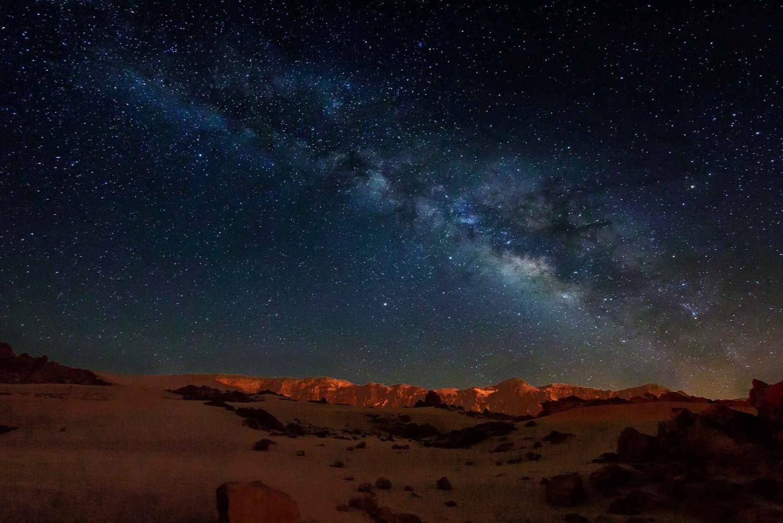 Tenerife Teide National Park Stargazing
