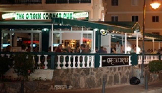 The Green Corner Bar
