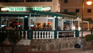 The Green Corner Bar