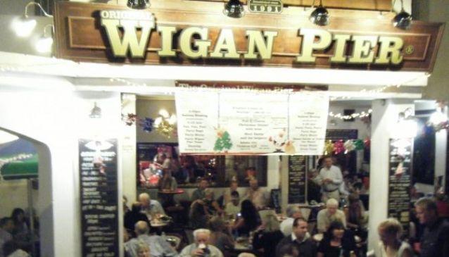 The Original Wigan Pier