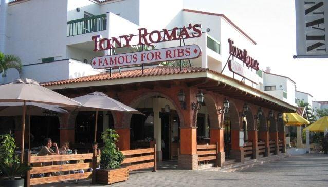 Tony Roma's Las Americas