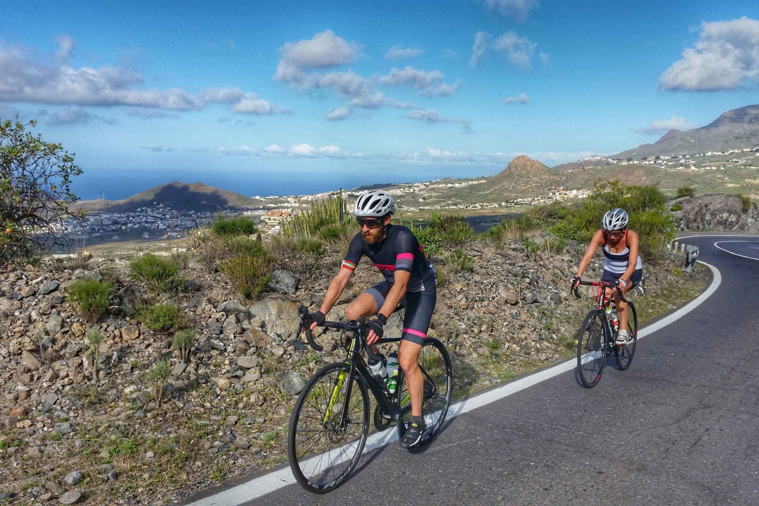 Vilaflor: Full–Day Road Cycling Route on Tuesdays