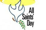 BANK HOLIDAY. All Saints Day (Todos Los Santos)