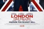English Cinema Tenerife : London has Fallen