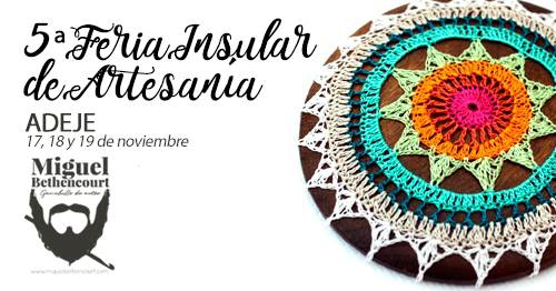 5ª Feria Insular de Artesanía