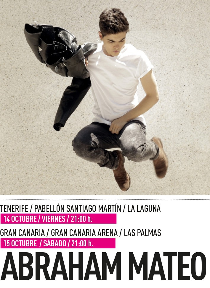 Abraham Mateo in Concert
