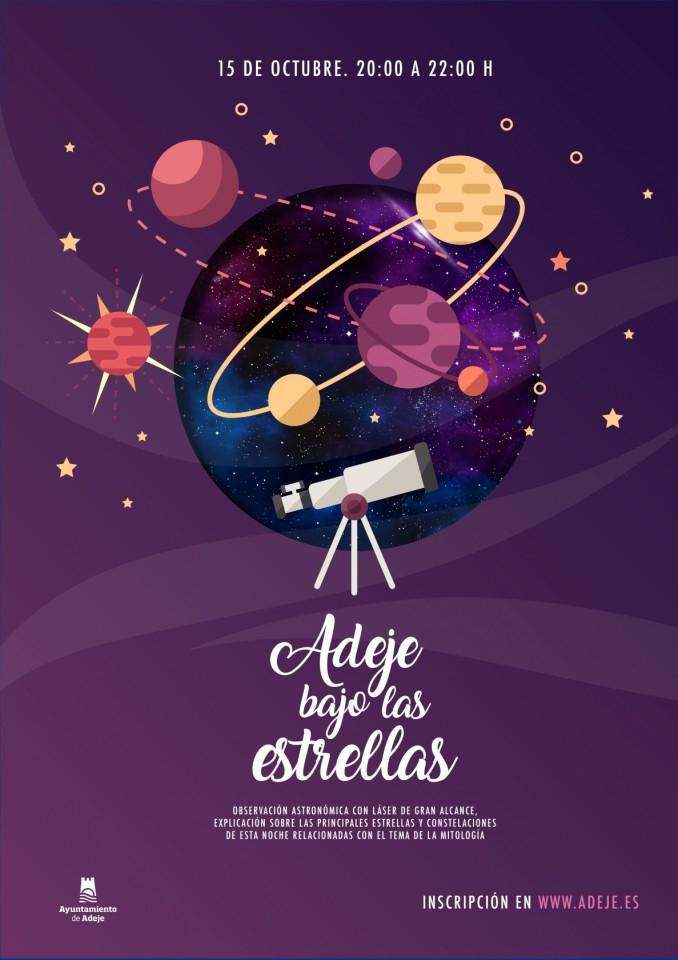 Adeje Under the Stars