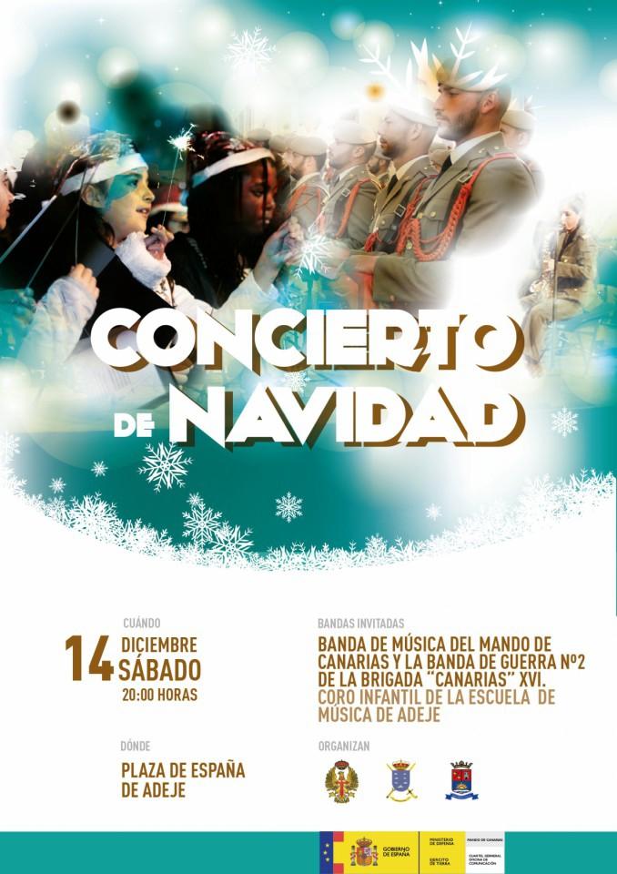 Adeje Christmas Concert
