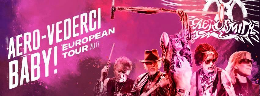 Aerosmith Concert in Tenerife
