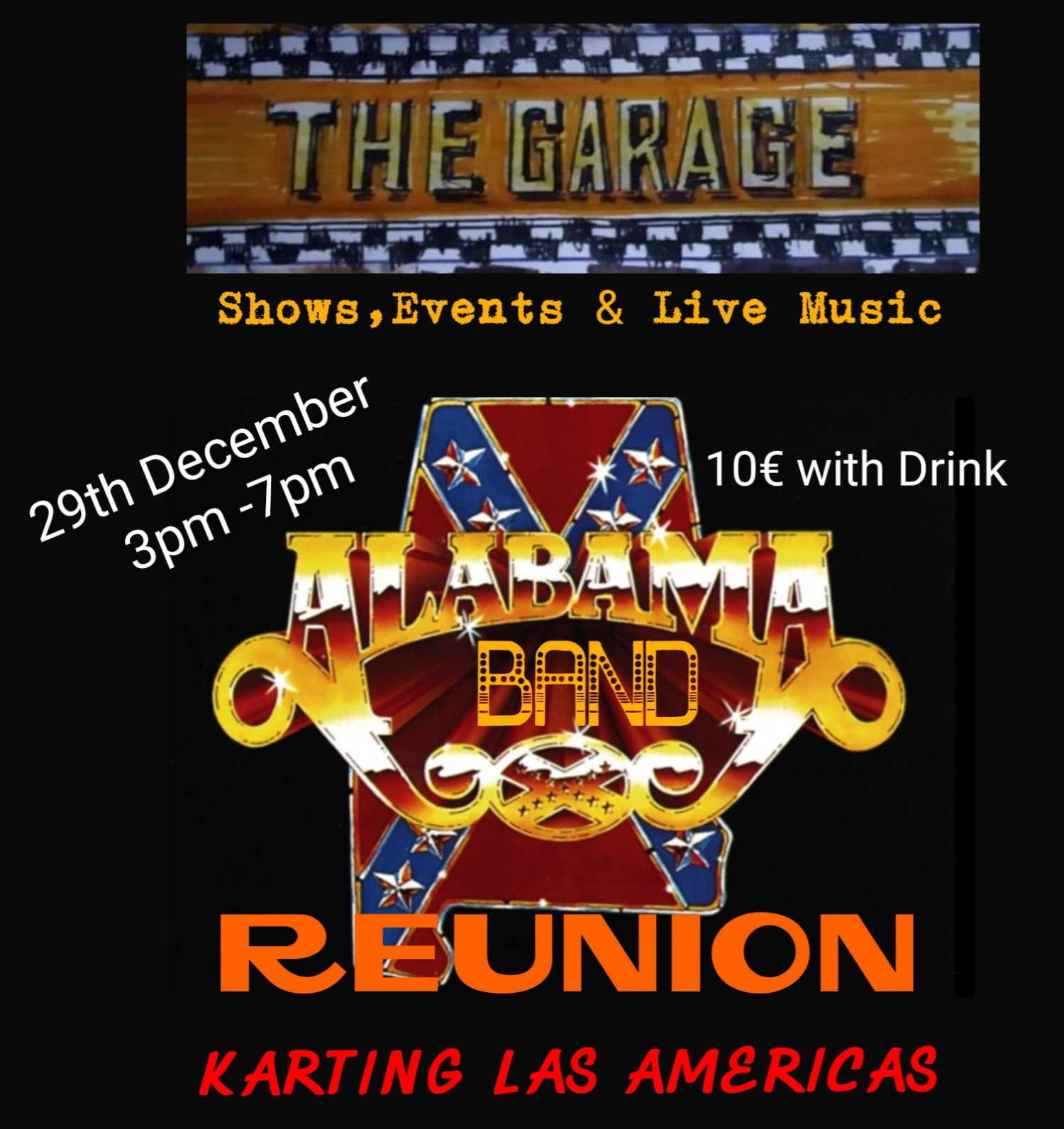 Alabama Band Reunion