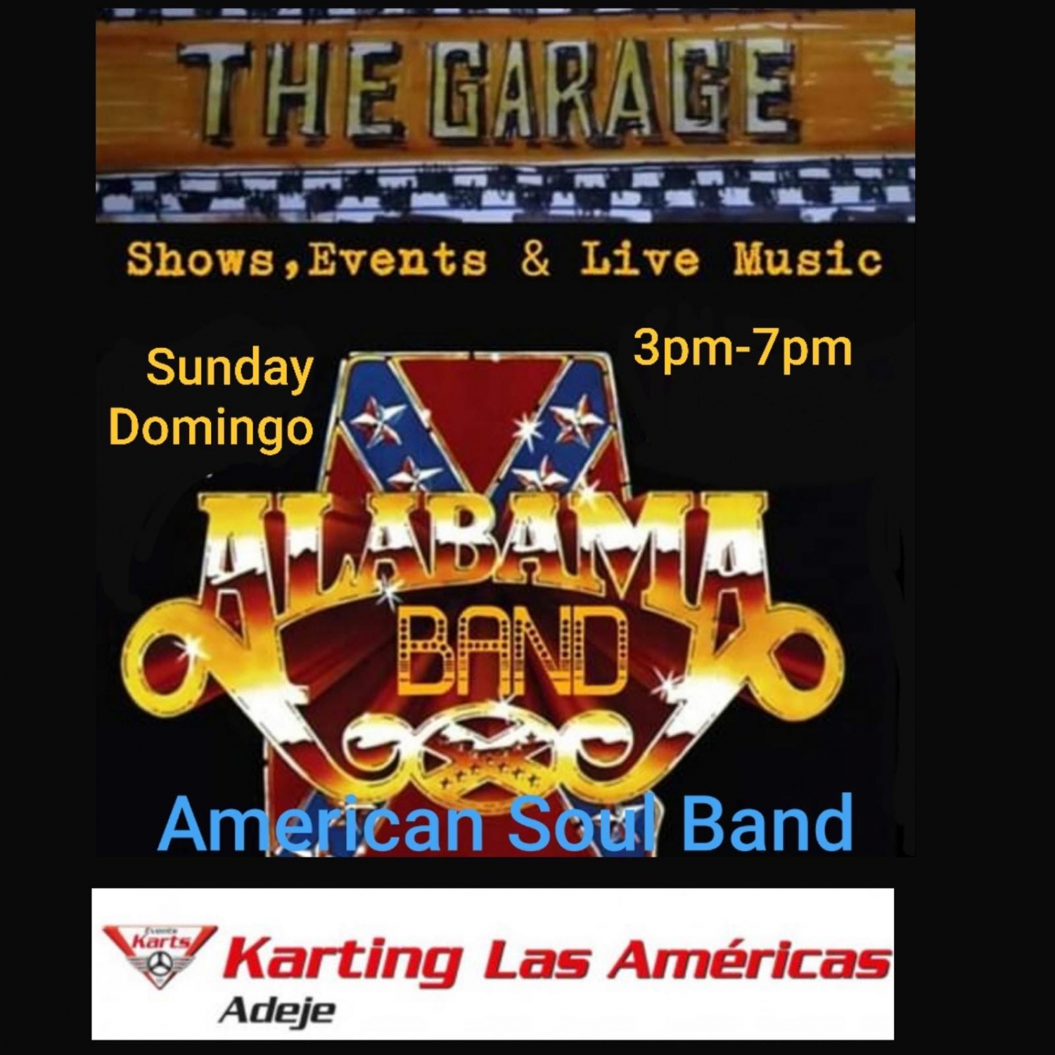 Alabama Northern Soul Band - Live at The Garage.