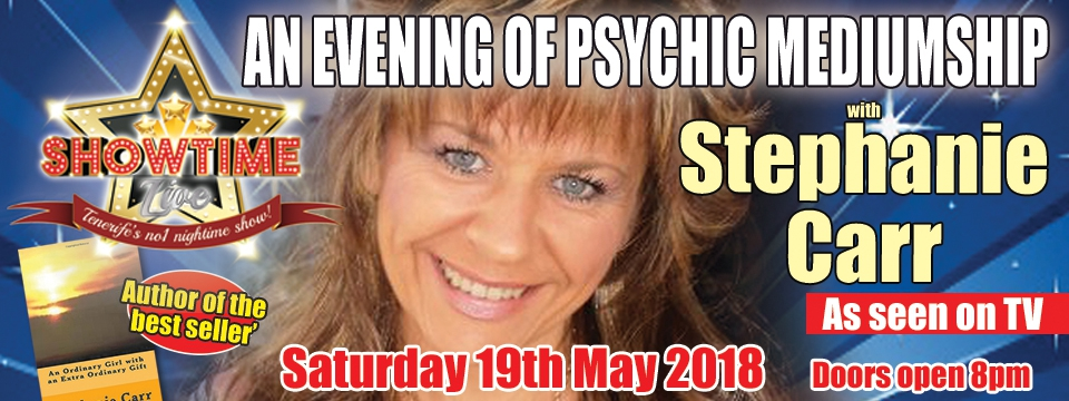 An evening of psychic mediumship