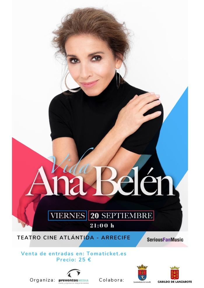 Ana Belen LIVE
