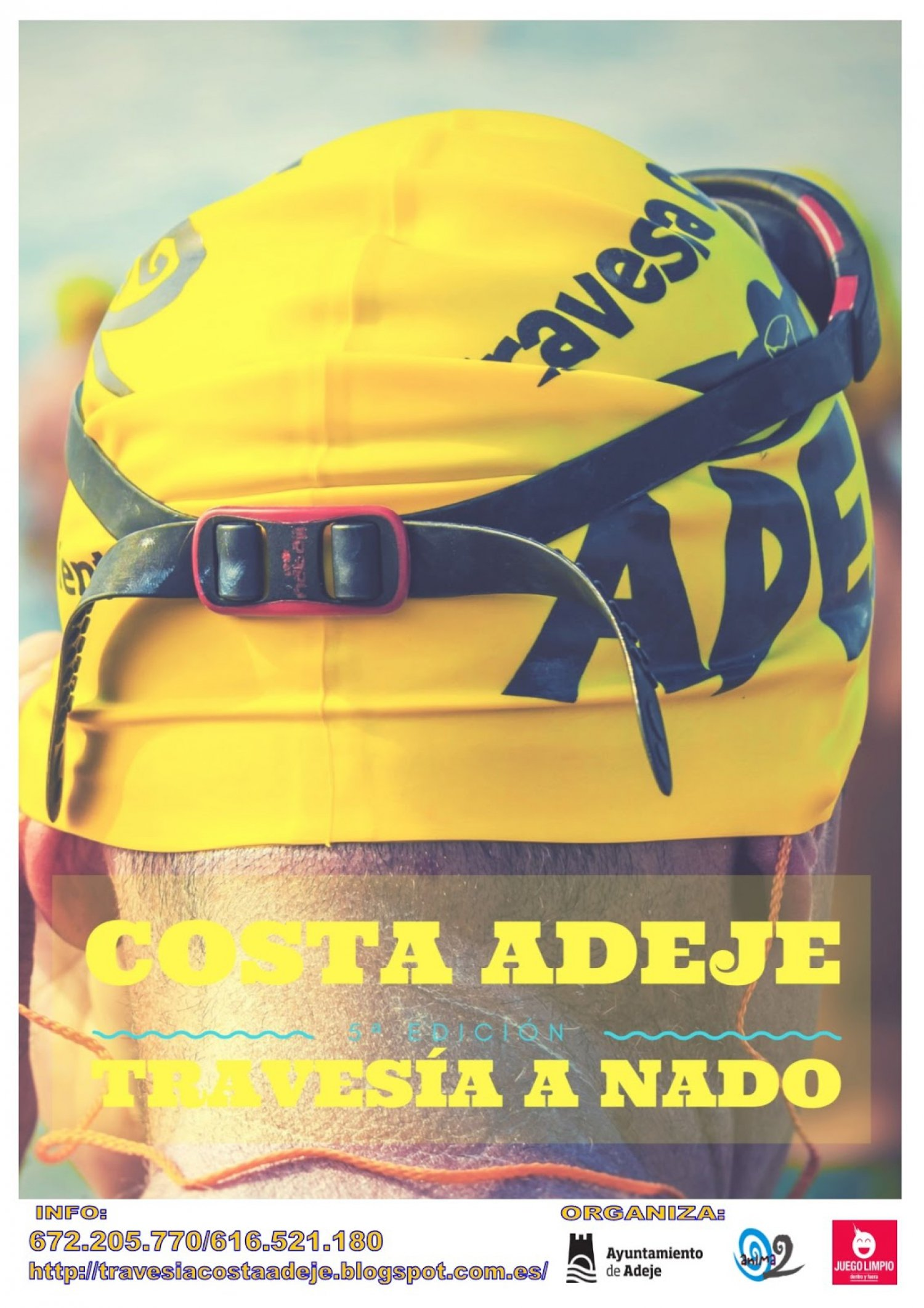 Annual Costa Adeje Swim