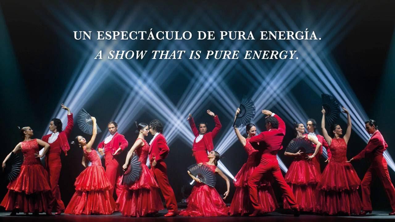 Antologia - Flamenco Show