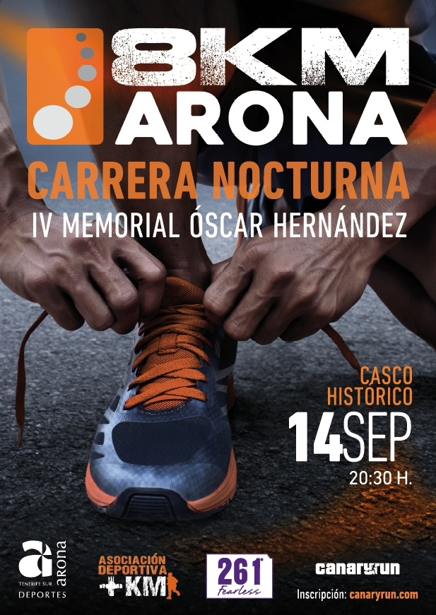 Arona Night Run