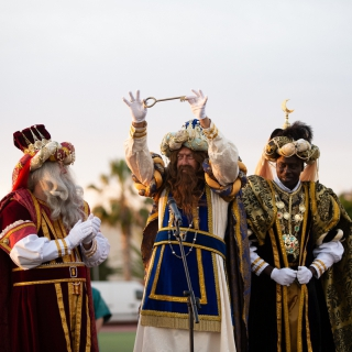 Arrival of The Three Kings