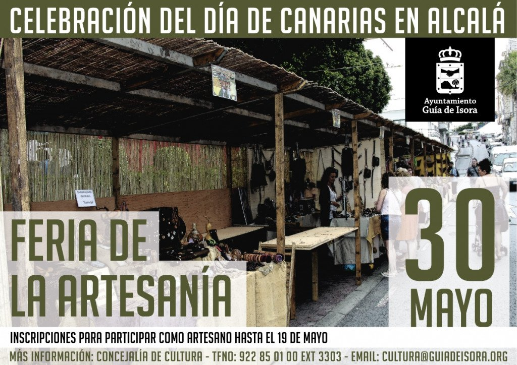 Arts and Crafts Fair in Alcala