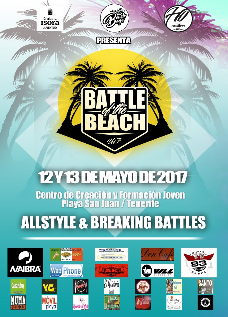 Battle of the Beach
