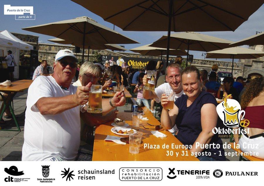 Oktoberfest - Puerto de la Cruz