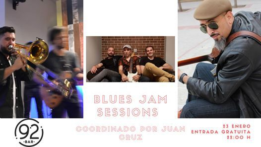Blue Jam Session