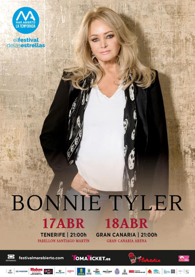 Bonnie Tyler Live in Tenerife