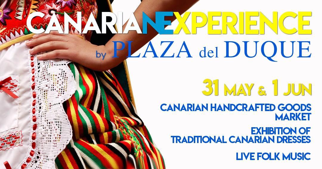 Canarian Experience Plaza del Duque June