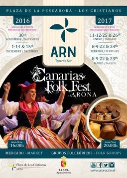 Canaries Folk Fest Arona