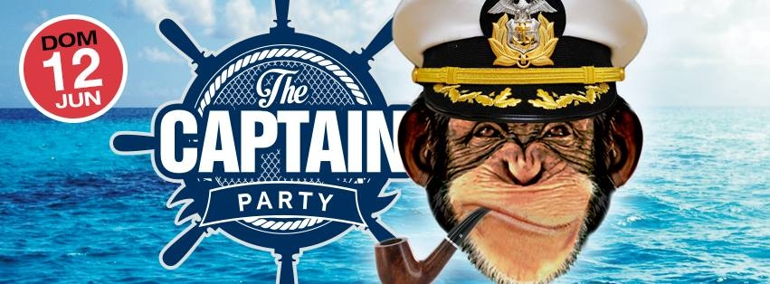 Captain Party @ Monkey Beach