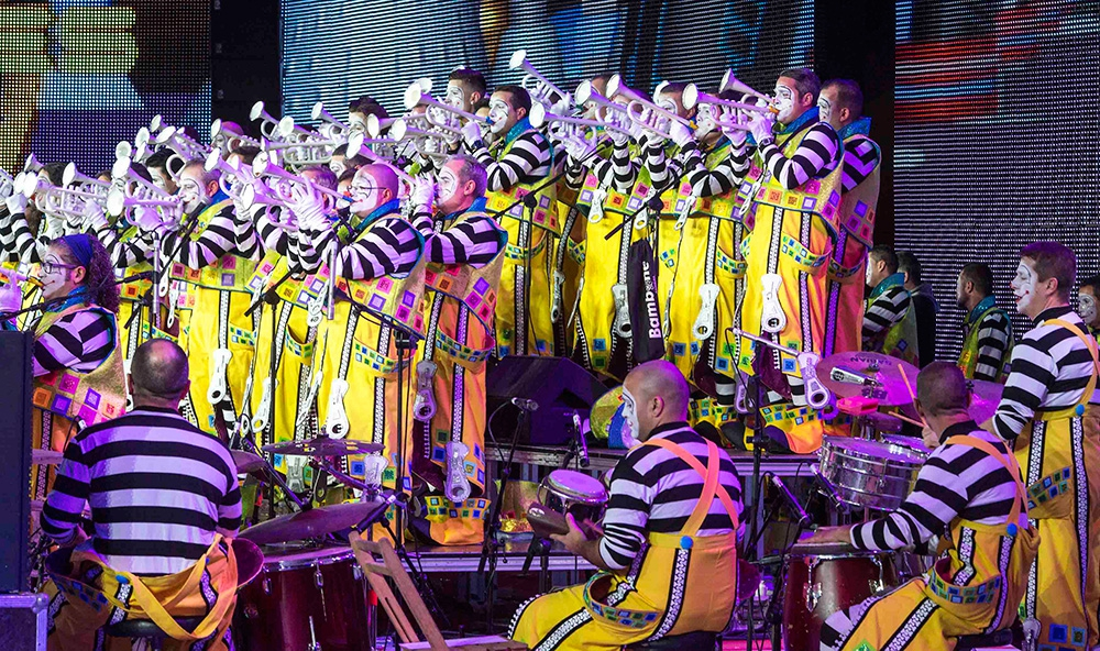 Carnaval 2017 Murgas Contest Finals