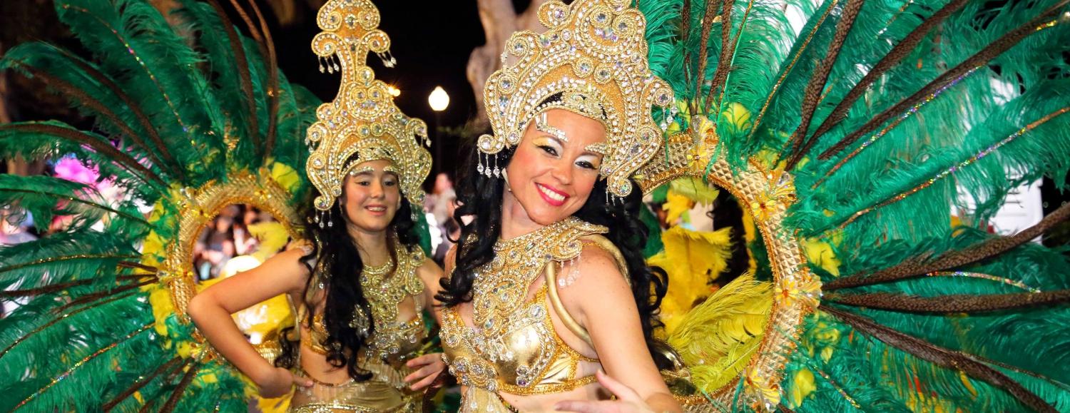 Carnaval 2017 Puerto de la Cruz