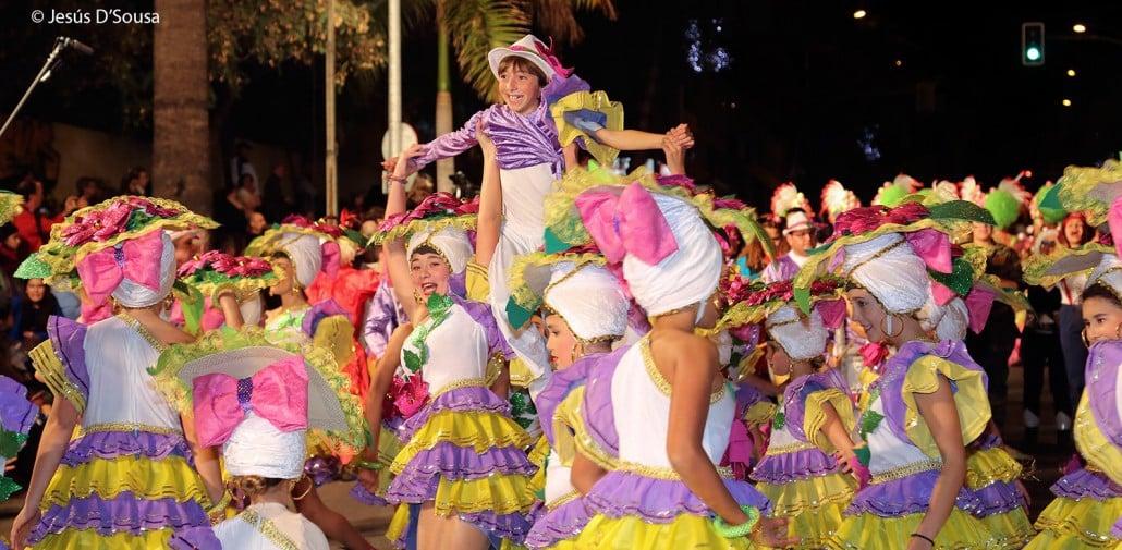 Carnaval Opening Parade