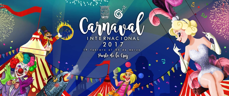 Carnaval Puerto de la Cruz 2017