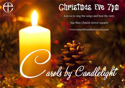 Carols by Candlelight at San Blas Church