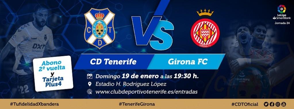 CD Tenerife vs Girona