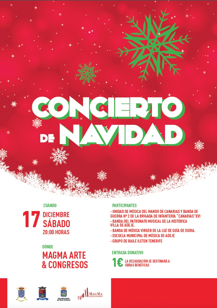 Christmas Military Concert at Magma