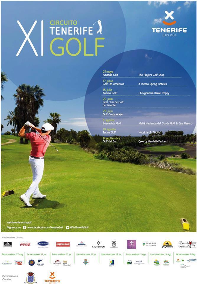 Circuito Tenerife Golf 2017