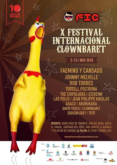 Clownbaret Festival 2016