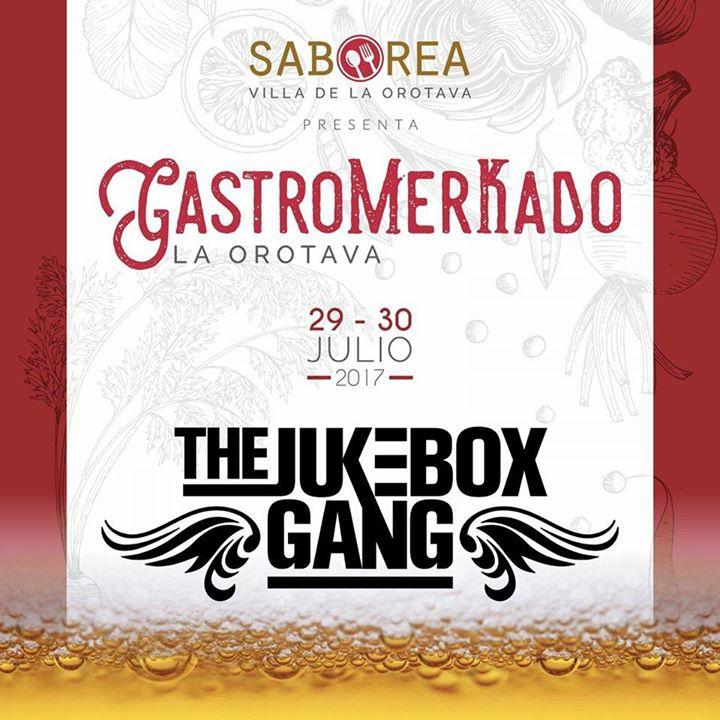 Concierto de The Jukebox Gang En Gastromercado